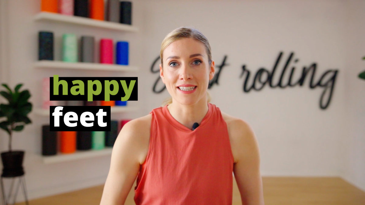 BLACKROLL Happy Feet szkolenie online